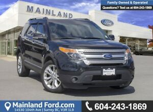 2013 Ford Explorer XLT *LOCALLY DRIVEN*