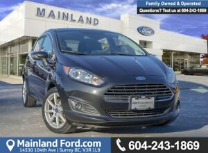 2014 Ford Fiesta SE LOCALLY DRIVEN, LOW KMS