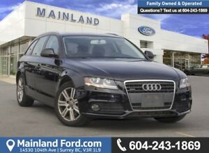 2009 Audi A4 2.0T Avant *Priced To Sell*
