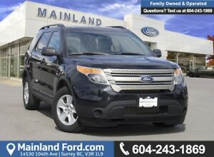 2013 Ford Explorer *LOCALLY DRIVEN*