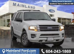 2017 Ford Expedition XLT *ACCIDENT FREE* * LOCALLY DRIVEN*