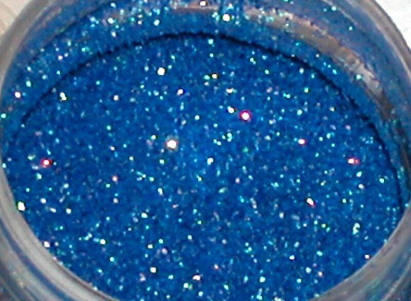 1 bag of Dark Magic Purple Blue Fairy dust glitter for bottle vial dime size bag