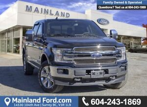 2018 Ford F-150 King Ranch 601A