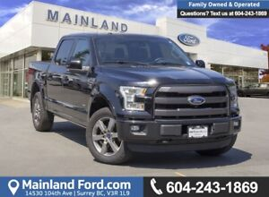 2016 Ford F-150 Lariat *ACCIDENT FREE* *LOCALLY DRIVEN*