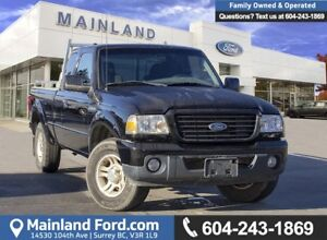 2008 Ford Ranger Sport *LOCALLY DRIVEN*
