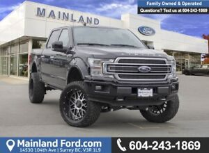 2018 Ford F-150 Limited *ACCIDENT FREE* *LOCALLY DRIVEN*