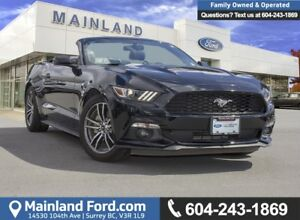 2017 Ford Mustang EcoBoost Premium ACCIDENT FREE, BC LOCAL, L...