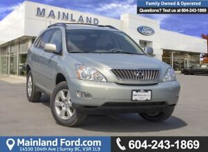2009 Lexus RX 350 *ACCIDENT FREE* *LOCALLY DRIVEN*