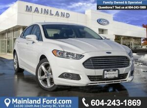 2014 Ford Fusion SE ***LOW KMS, LOCALLY DRIVEN***