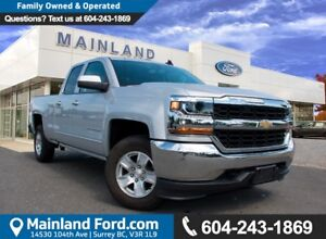 2017 Chevrolet Silverado 1500 1LT NO ACCIDENTS, LOCAL, LOW KMS