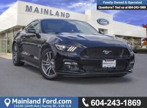 2017 Ford Mustang GT Premium LOW KMS, BC LOCAL