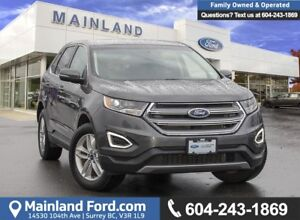 2017 Ford Edge SEL *ACCIDENT FREE* * LOCALLY DRIVEN*