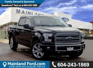 2016 Ford F-150 Limited NO ACCIDENTS, LOCAL
