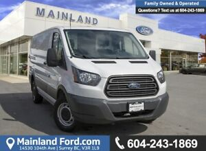 2015 Ford Transit-250 LOCALLY DRIVEN, EX-LEASE