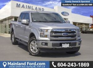 2017 Ford F-150 Lariat *ACCIDENT FREE* *LOCALLY DRIVEN*