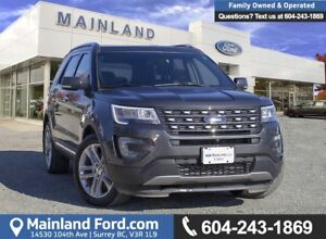 2017 Ford Explorer Limited *ACCIDENT FREE*