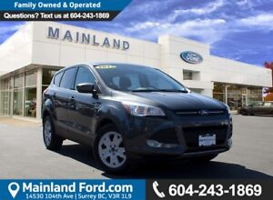 2015 Ford Escape SE LOCAL, NO ACCIDENTS, LOW KMS