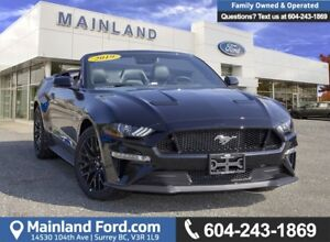 2019 Ford Mustang GT Premium Convertible 401A