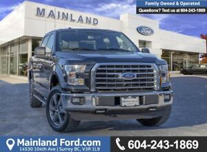 2016 Ford F-150 XLT BC LOCAL, XTR WITH FX4