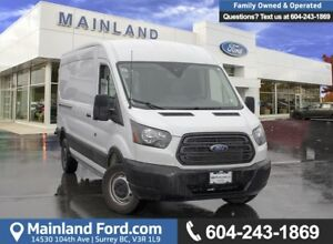 2017 Ford Transit-250 *LOCALLY DRIVEN*