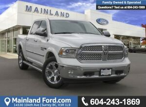 2015 RAM 1500 Laramie *ACCIDENT FREE* *LOCALLY DRIVEN*