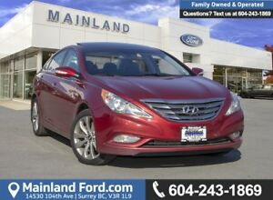 2012 Hyundai Sonata 2.0T Limited *LOCALLY DRIVEN*