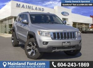 2011 Jeep Grand Cherokee Limited *LOCALLY DRIVEN*