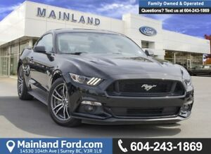 2017 Ford Mustang GT LOW KMS, ACCIDENT FREE, BC LOCAL