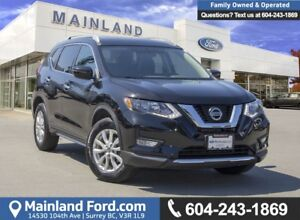 2018 Nissan Rogue SV *ONE OWNER* *ACCIDENT FREE*