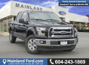 2017 Ford F-150 XLT ACCIDENT FREE, LOW KMS