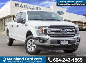 2018 Ford F-150 XLT ACCIDENT FREE, BC LOCAL, LOW KMS