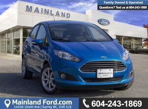 2015 Ford Fiesta SE *ACCIDENT FREE* *LOCALLY DRIVEN*
