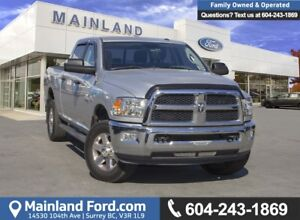 2013 RAM 3500 SLT *Priced To Sell*