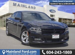 2017 Dodge Charger SXT *ACCIDENT FREE* *LOCALLY DRIVEN*