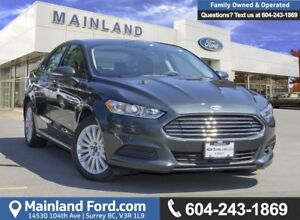 2015 Ford Fusion Hybrid SE *LOW KM*