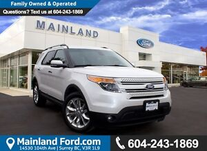 2015 Ford Explorer Limited LOW KMS, NO ACCIDENTS, LOCAL