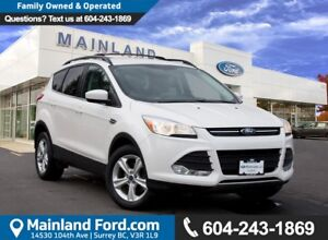 2013 Ford Escape SE NO ACCIDENTS, LOCAL, LOW KMS