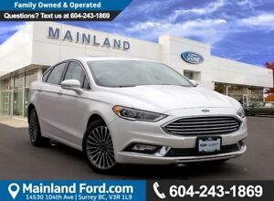 2017 Ford Fusion SE LOW KMS, NO ACCIDENTS