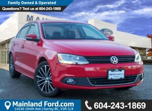 2014 Volkswagen Jetta 1.8 TSI Highline LOW KMS, LOCAL