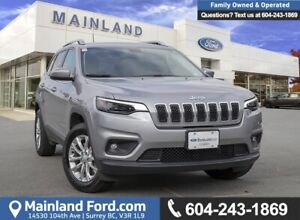 2019 Jeep Cherokee North ACCIDENT FREE, OOP INSPECTED, EX-RENTAL