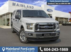 2015 Ford F-150 XLT *ACCIDENT FREE* *LOCALLY DRIVEN*