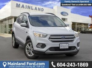 2018 Ford Escape SE *ACCIDENT FREE* *LOCALLY DRIVEN*