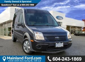 2013 Ford Transit Connect XLT BC LOCAL