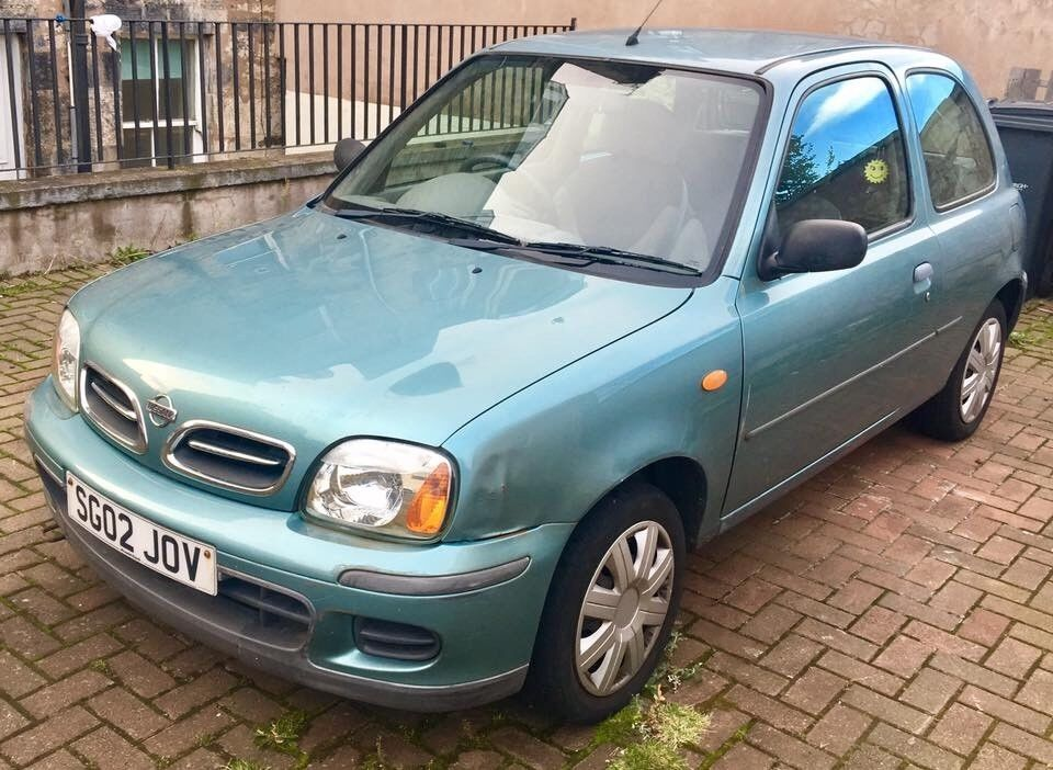 Nissan Micra 1.0 Vibe