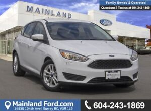 2016 Ford Focus SE *ACCIDENT FREE* *LOCALLY DRIVEN*