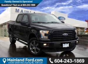 2016 Ford F-150 XLT NO ACCIDENTS, LOCAL, LOW KMS