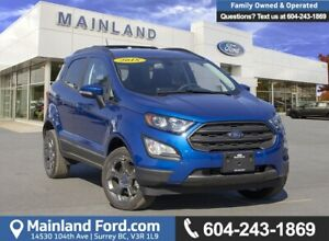 2018 Ford EcoSport SES 4WD 300A