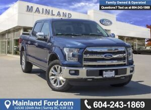 2015 Ford F-150 Lariat *ACCIDENT FREE*
