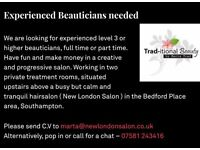 Urgent Beauticians needed