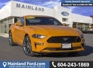 2018 Ford Mustang GT Premium Coupe 401A